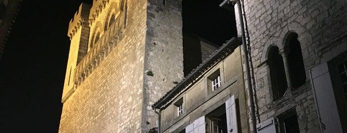 Monflanquin is one of Les plus beaux villages de France.