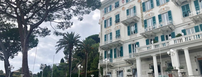 Grand Hotel Miramare is one of Mare.