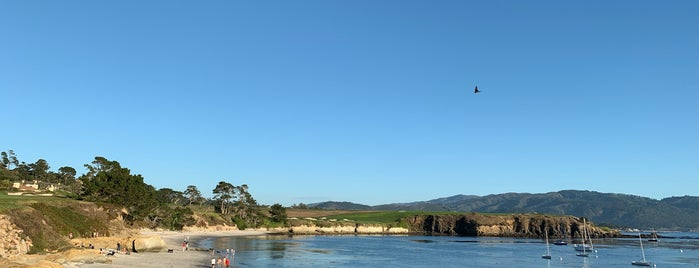 Stillwater Cove Beach is one of Monterey.