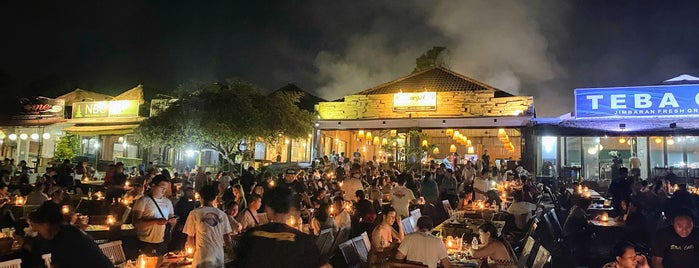 Menega Cafe is one of Best of: Bali.