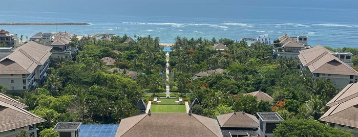 The Ritz-Carlton Bali is one of Best of: Bali.