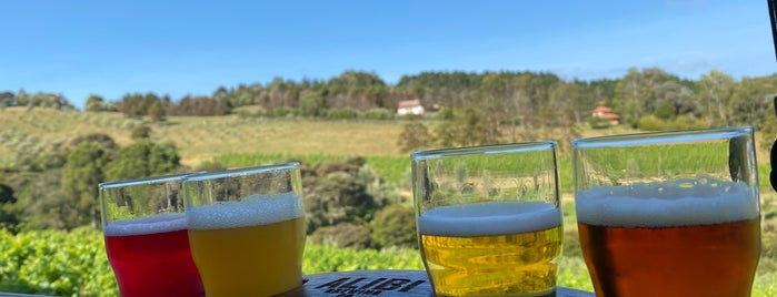 Tantalus Estate Vineyard is one of Best of: NZ - North Island.