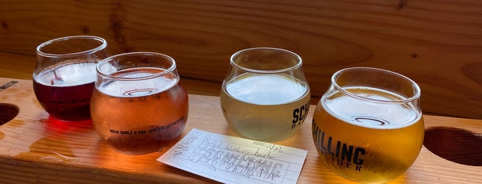 Schilling Cider House is one of Seattle Visit.