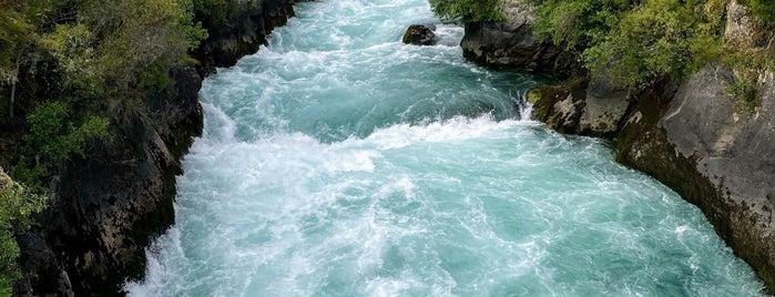 Huka Falls is one of Best of: NZ - North Island.