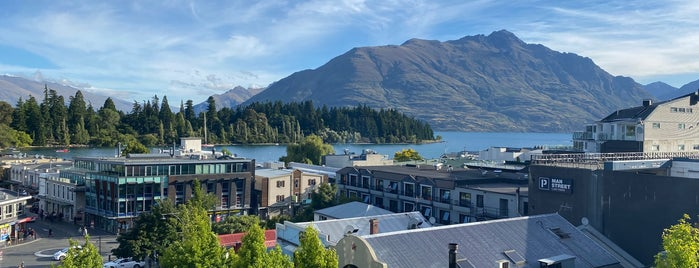 Sofitel is one of Best of NZ - South Island.