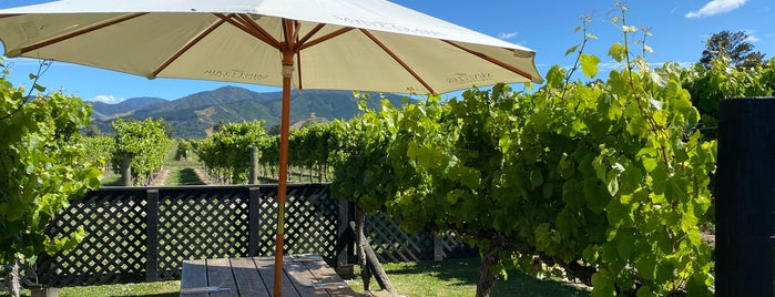 Saint Clair Family Estate Vineyard Kitchen is one of Best of NZ - South Island.