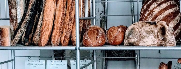 Pâtisserie Boulangerie Liberté is one of Best of: Paris.