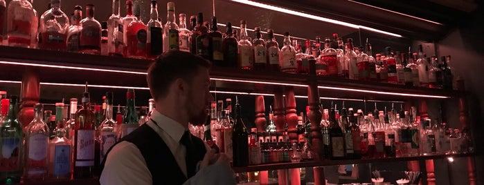 Prescription Cocktail Club is one of Best of: Paris.