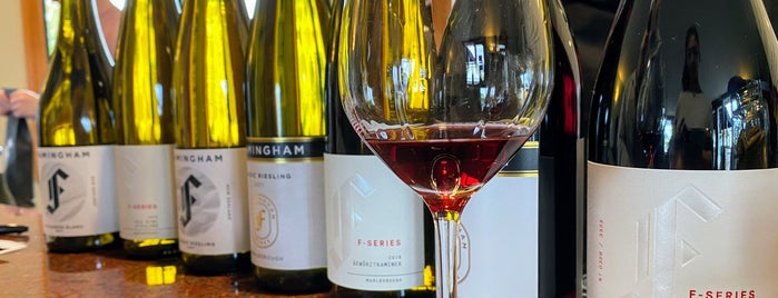 Framingham Winery is one of Best of NZ - South Island.