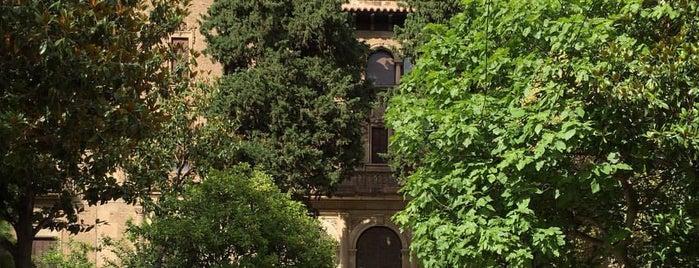 Fundació Julio Muñoz Ramonet is one of Hell yes! Barcelona.