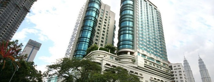 Pullman Kuala Lumpur City Centre Hotel & Residence is one of H & Nさんのお気に入りスポット.