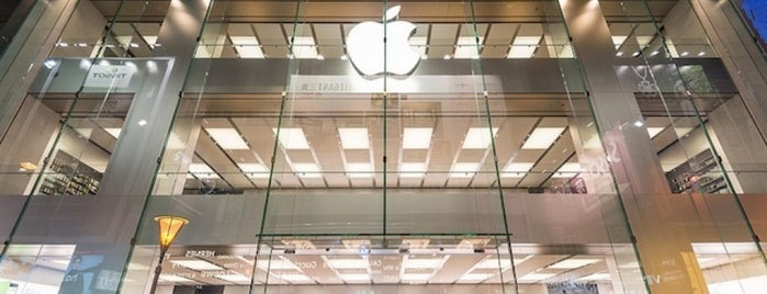 Apple Causeway Bay is one of Locais curtidos por Shank.