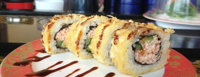 Kuru Kuru Sushi is one of Bellingham.