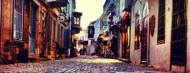 Alaçatı Çarşı is one of Best Of CESME.