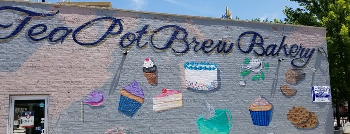 TeaPotBrew Bakery is one of Boulangerie et Patisserie.