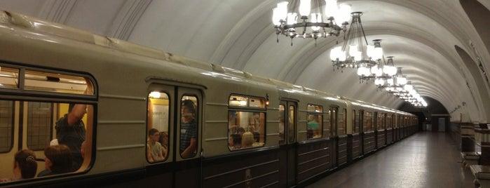 Ретропоезд «Сокольники» is one of Locais curtidos por Svetlana.