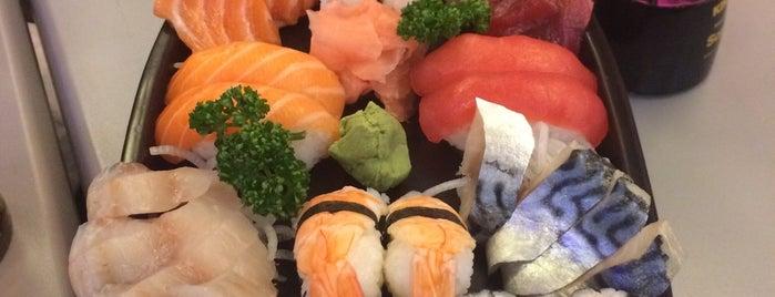 Hokkaido is one of Sushi.