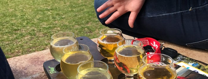 Angry Orchard Innovation Cider House is one of Lugares favoritos de Rachel.