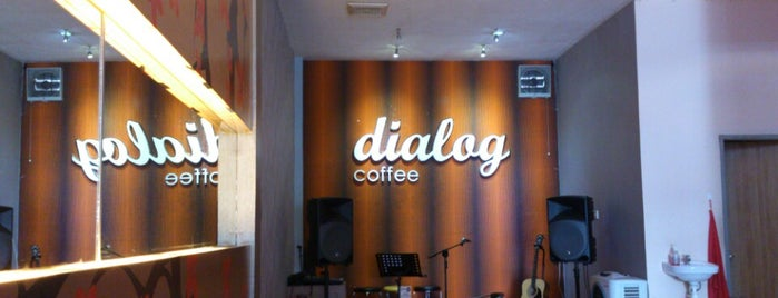 Dialog Coffee is one of Balikpapan.
