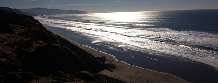 Fort Funston is one of Bruno's USA Highlights.