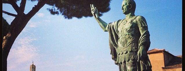 Via dei Fori Imperiali is one of Supova in Roma.