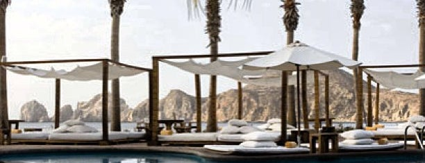 Nikki Beach is one of Los Cabos.