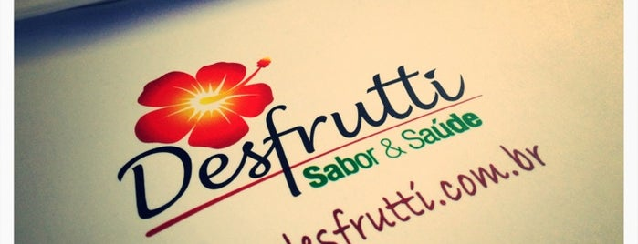 Desfrutti is one of Locais curtidos por Marisa.