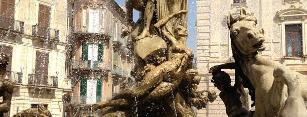Fontana di Diana is one of Sicily.