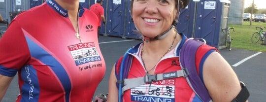 Outlaw Trail 100K Bike Ride is one of สถานที่ที่ JoAnne ถูกใจ.