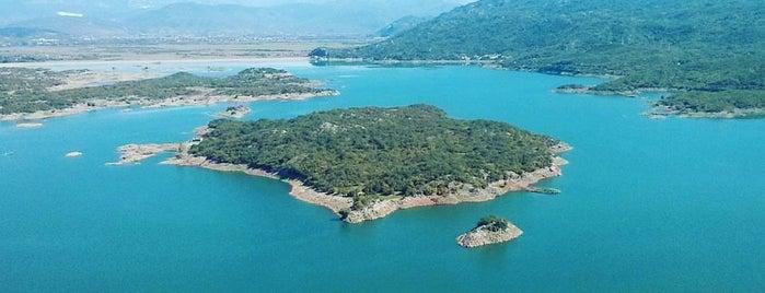 Slano jezero is one of Montenegro.