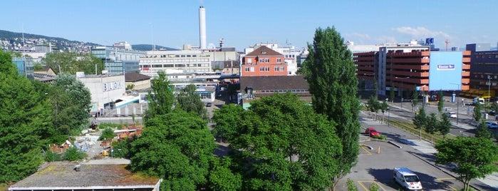 Ibis City West Hotel Zurich is one of Hotels 2.