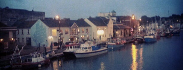 Weymouth Harbour Bridge is one of Lieux qui ont plu à Carl.