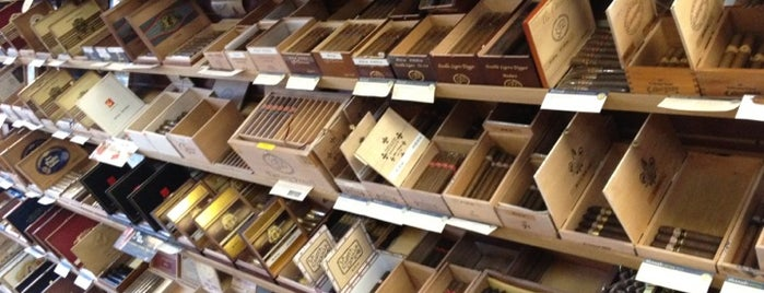 MJM Fine Cigars And Tobacco is one of Cigar Friendly Tampa Bay.