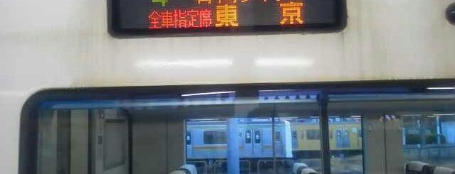 JR Ōme Line Haijima Station is one of Sigeki : понравившиеся места.