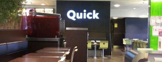 Quick is one of Lieux qui ont plu à ™Catherine.