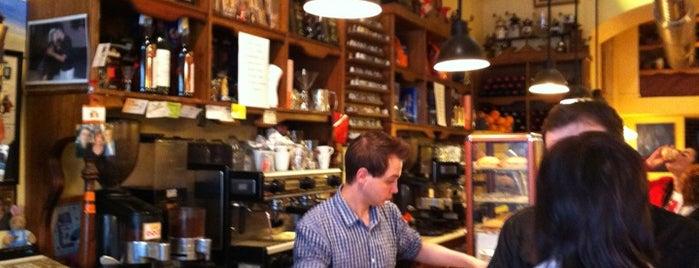 Degustacion de cafe is one of Posti che sono piaciuti a Ro.