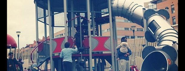 Parque Temático del Espacio is one of MADRID ★ Actividades con Niños ★.