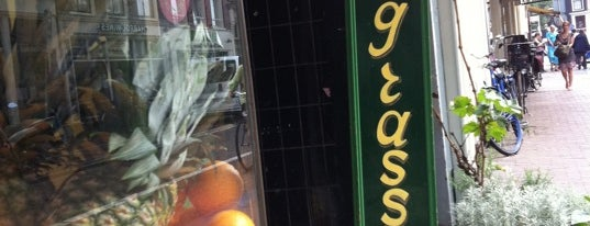 Jay's Juices is one of Amsterdam.