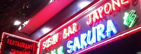Sakura - Stifos is one of Sitios donde comer (bien).