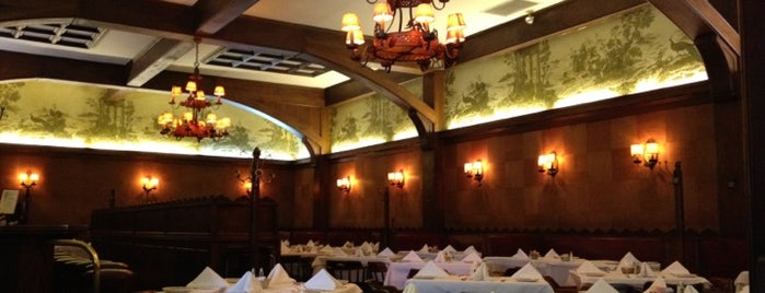Musso & Frank Grill is one of Joe's List - Best of LA.