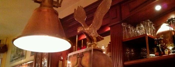Proeflokaal Arendsnest is one of Misset Horeca Café Top 100 2012.