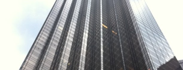 Trump Tower is one of 101 places to see in Manhattan before you die.