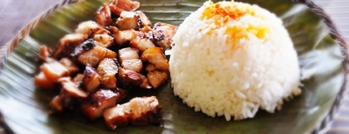 Maria's Chicken Inasal is one of Foodspotting Tuguegarao.