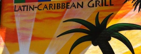 Coconut Latin-Caribbean Grill is one of Erin 님이 저장한 장소.