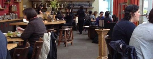 Samovar Tea Lounge is one of A Few SF Gems I've Found.