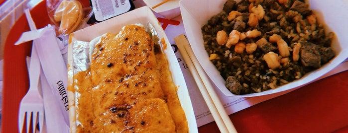 Sushi Itto is one of Tempat yang Disukai Cyril.