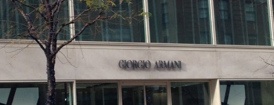 Giorgio Armani New York is one of New York, my dear New York.