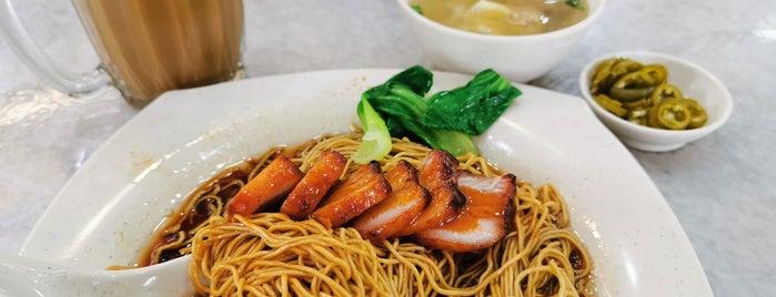 金記好好食云吞面家 Good Taste Restaurant is one of To explore.