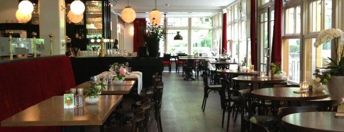 Brasserie 155 is one of Beste lunch plekjes.