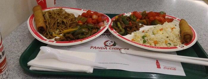Panda Chinese is one of Dubai Food 6.